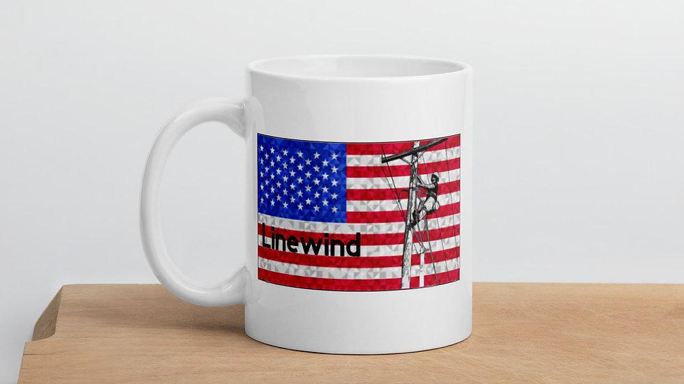 Mug Linewind American Climber