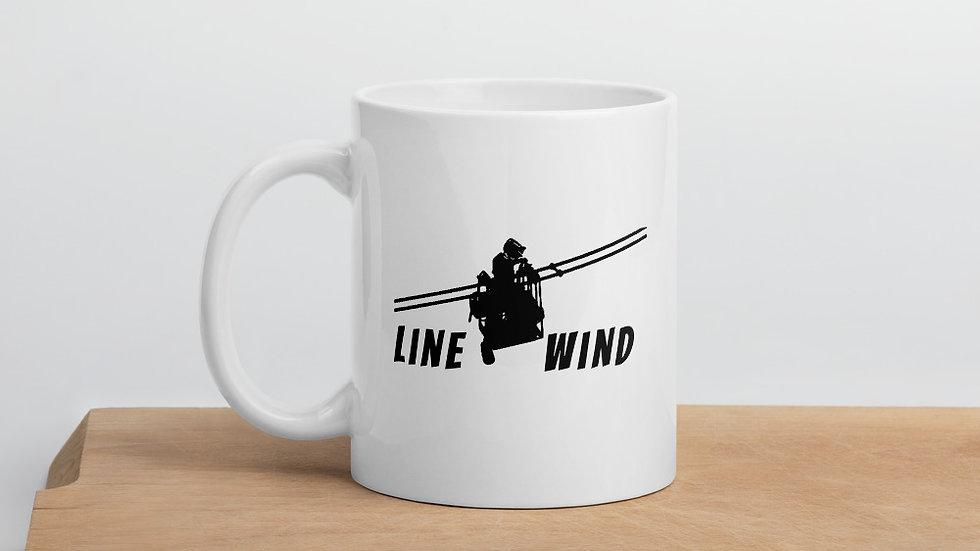 Mug Linewind Lineman Cart
