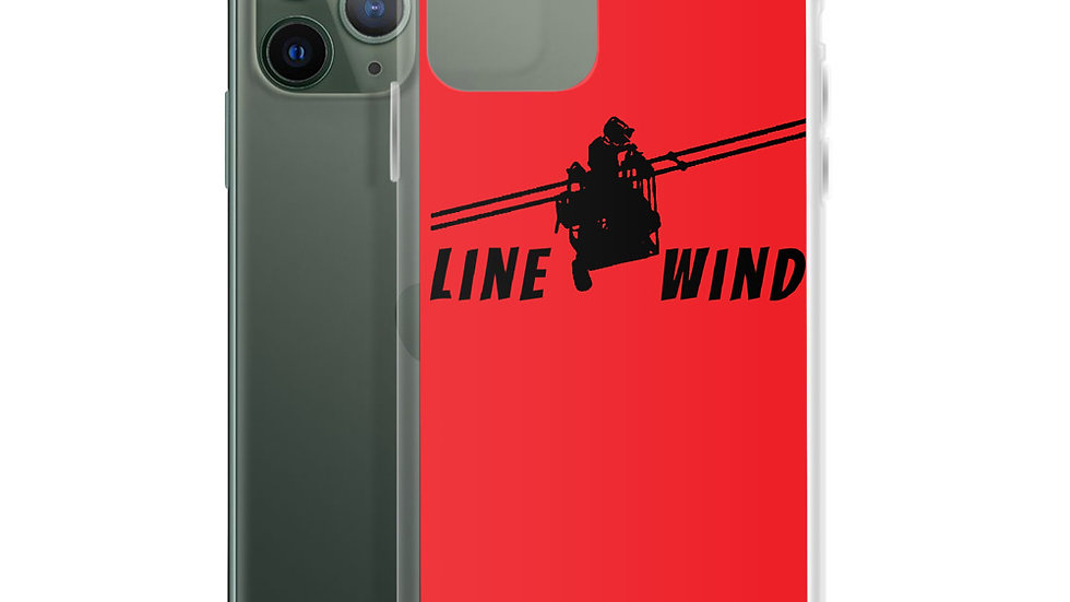 Linewind Lineman iPhone Case