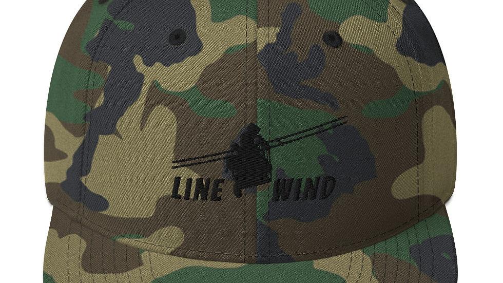 Snapback Hat Linewind