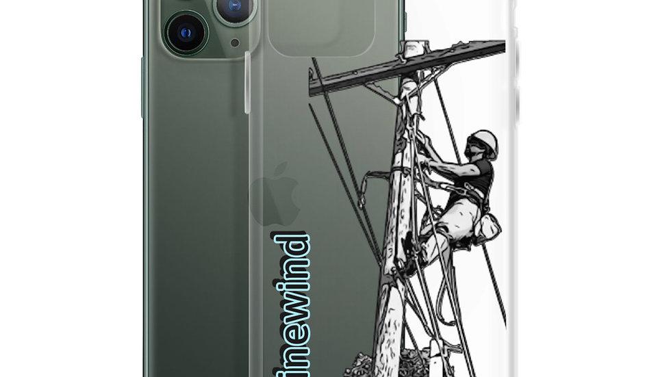 LInewind Lineman iPhone Case