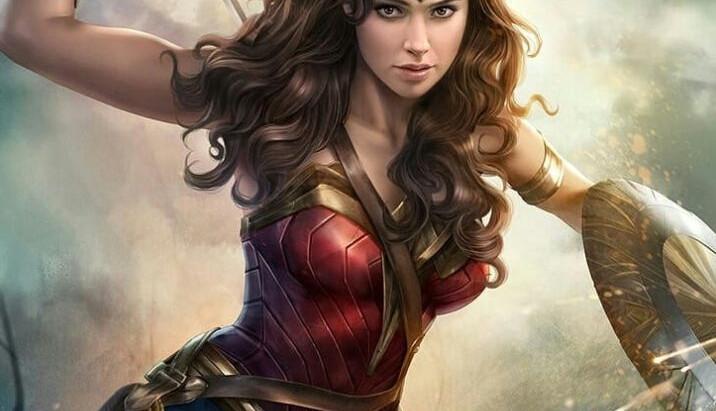 Jour #7 de jeûne de 7J My Name is Woman, Wonder Woman