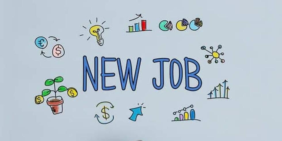 Séminaire 3 jours Enclenche Ton Job (ETJ) 21-22-23 mai 2021