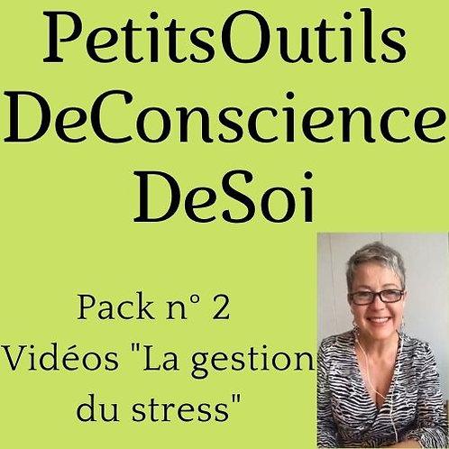 PetitsOutilsDeConscienceDeSoi - Lagestion du stress