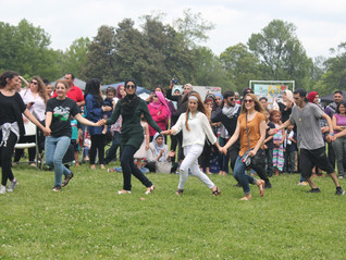 Second annual Palestine Festival brings crowd