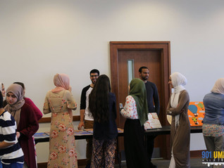 "901 Ummah's annual ""Bluff City Art and Poetry Slam"" showcases artists and poets"