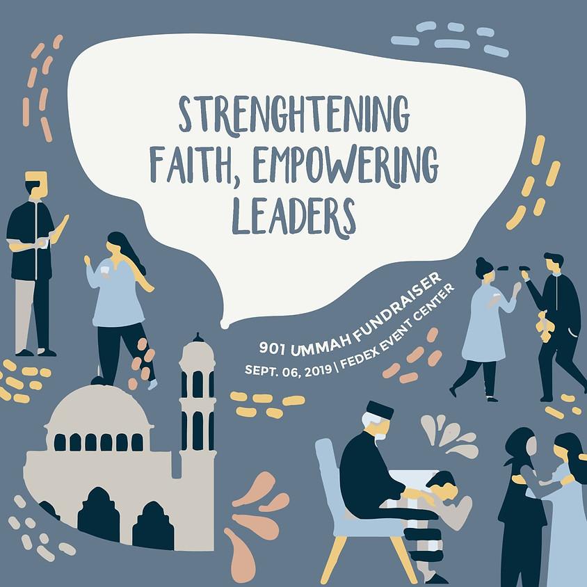 Strengthening Faith, Empowering Leaders: 901 Ummah Fundraiser