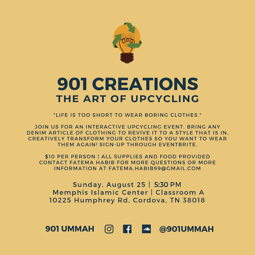 901 Creations: Upcycling