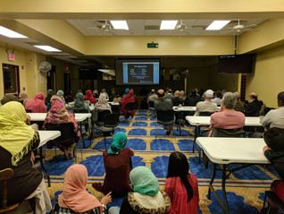 Mufti Hussain Kamani visits Memphis with his 'Legends' series