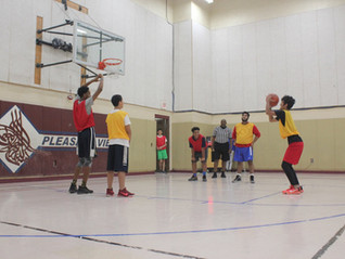 'Eid Classic' tournament at Pleasant View School