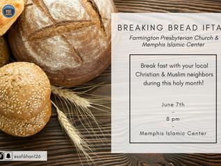 MIC hosts second 'Breaking Bread Interfaith' dinner