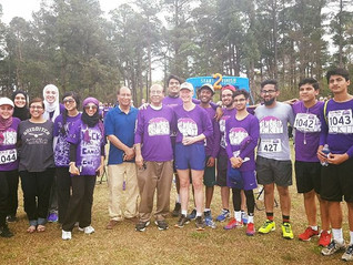 """Racing to end cancer at """"Kosten Foundation's 5K Run for Pancreatic Cancer Awareness"""""""