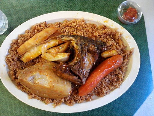 Kaloum Guinean Cuisine