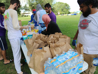 'Feed the City' makes a comeback this Ramadan
