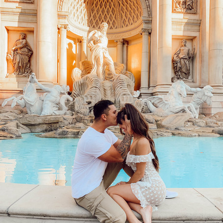 How To: A Romantic Las Vegas Experience With Bae