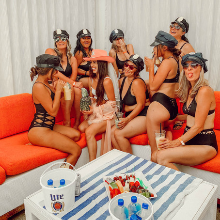 What To Do & Where To Stay For An EPIC Bachelorette Party