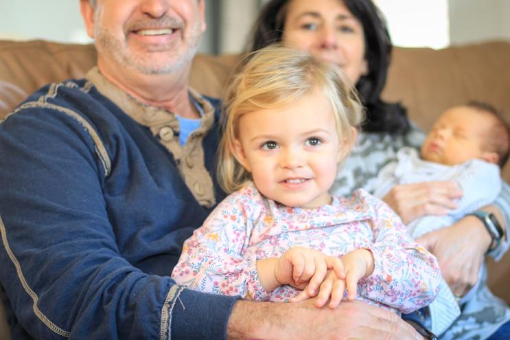 Family Portrait, Grand Rapids, Grandparents, Children, Portrait, Low Pricing