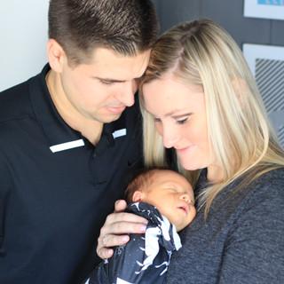 Family, Beautiful, Newborn, Parents, Photography