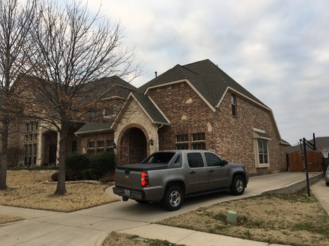 From Hail beaten to Heavenly    Roof | Gutters