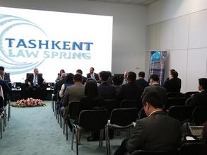 Slynn Foundation announce Uzbekistan Programme