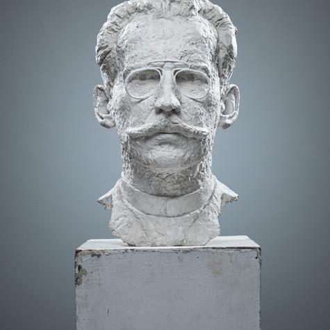 Portret Arno Holza