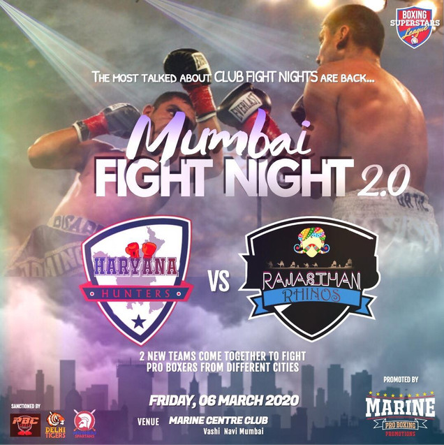 Mumbai Fight Night 2.0