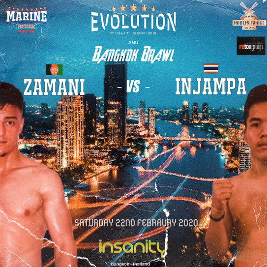 Zamani vs Injampa