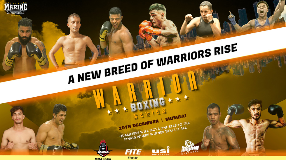 Warrior Boxing Series