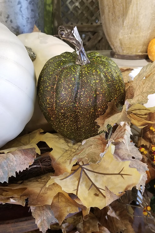 "6"" Green Pumpkin"