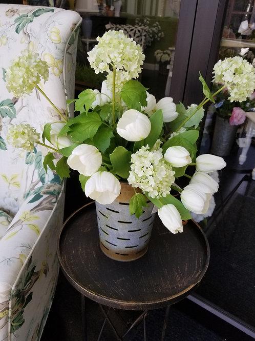 Forever Flower Arrangement