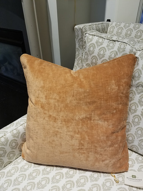 Vintage Velvet Pillow
