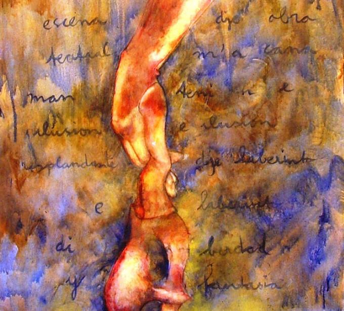 Man-teni--(holding-hands)-----acrylic-on-canvas-76cm-x-102cm-2006.jpg