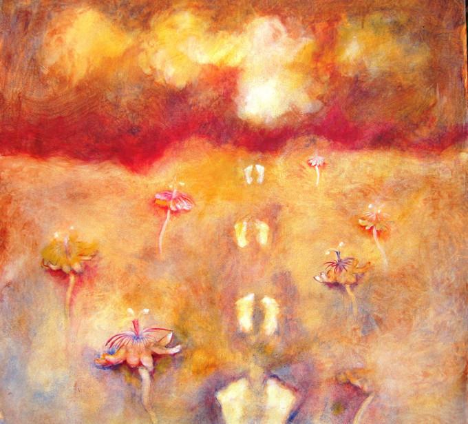 Caminda-pa-Paraiso-----------Acrylic-on-canvas-100cm-x-100cm-2007.jpg