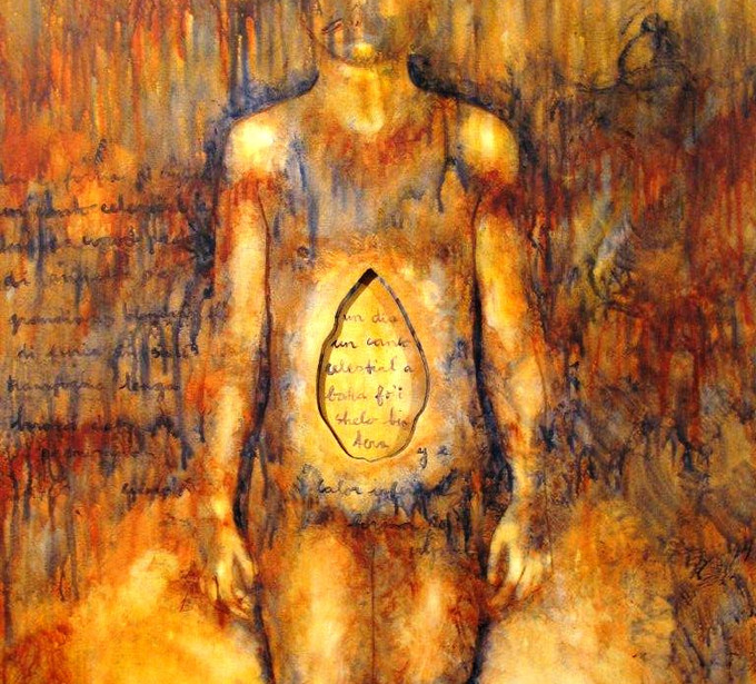 3. E canto Celestial Acrylic on canvas 122cm x 152cm 2005.jpg