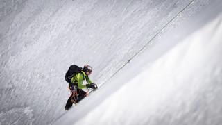 Alpinism - Climber