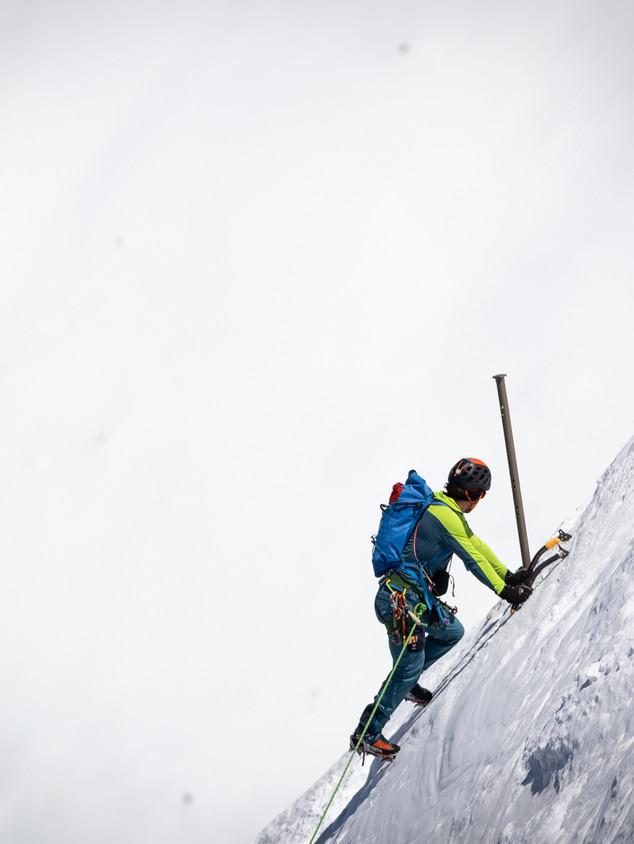 Alpinism - Climbers