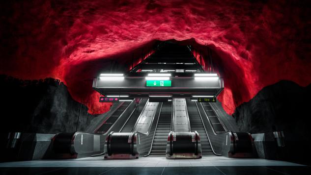Sweeden - Metro