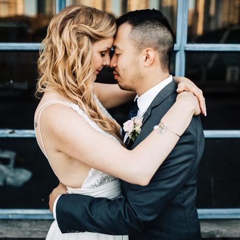 GRANVILLE ISLAND WEDDING
