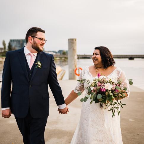 CHAMALI & DANIEL   UBC BOATHOUSE WEDDING