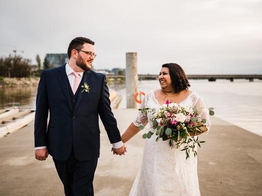 CHAMALI & DANIEL | UBC BOATHOUSE WEDDING
