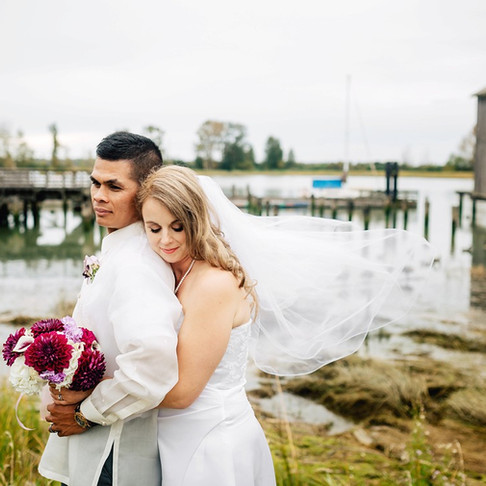 CHRISTINE & MARCIAL - MAYFAIR LAKES WEDDING