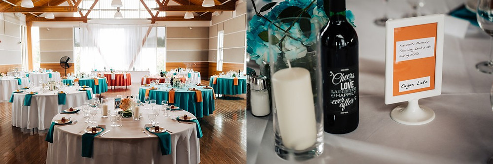 south bonson hall wedding