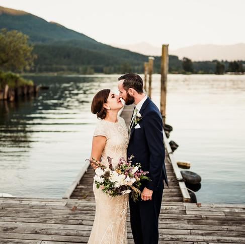 JULIANA & LIAM   ROWENA'S INN ON THE RIVER WEDING