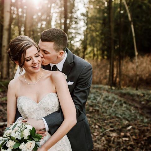 LANGLEY WEDDING / CAITLIN & CLAY