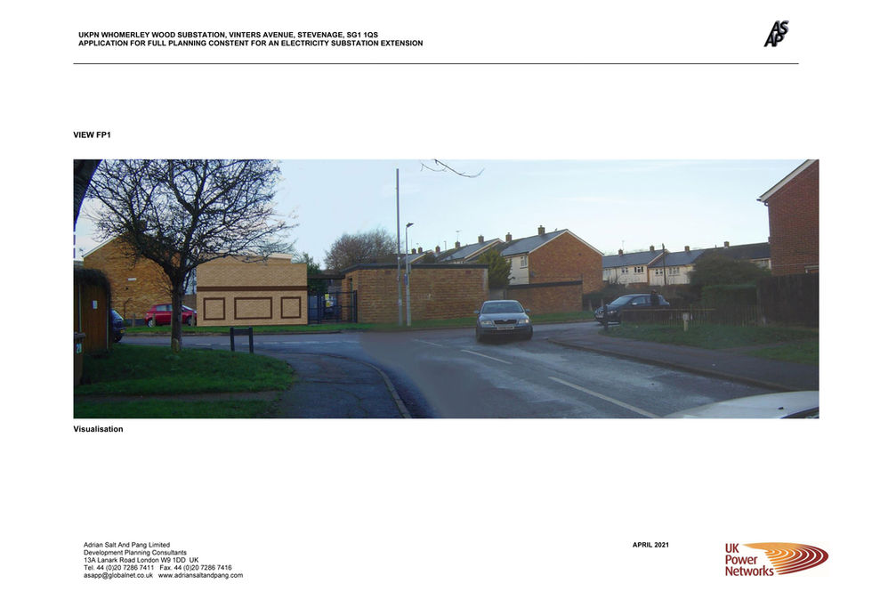 Whomerley wood visualisation before and