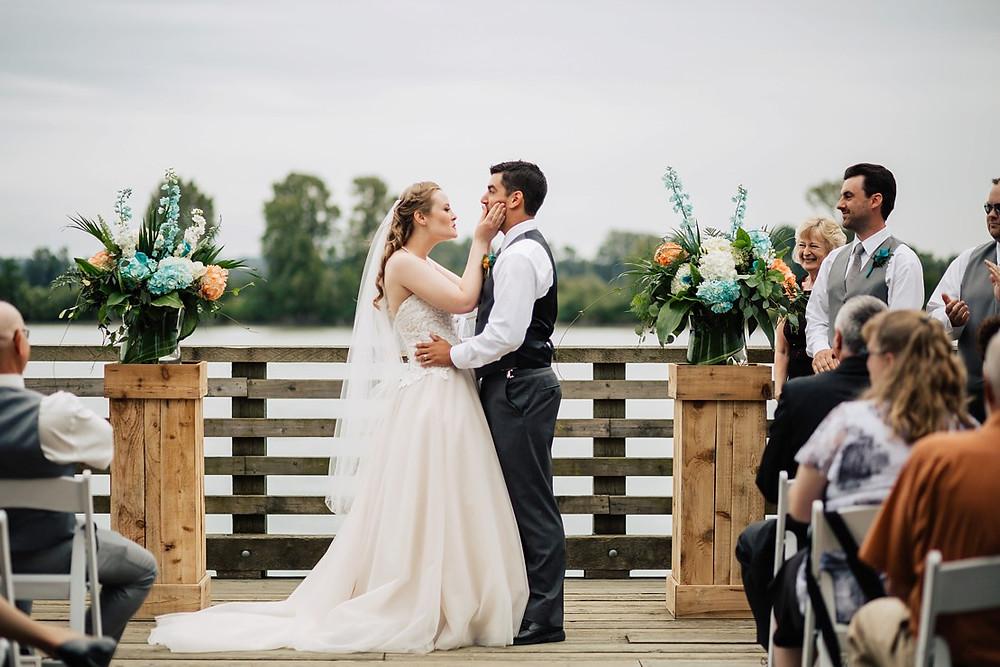 pitt meadows wedding