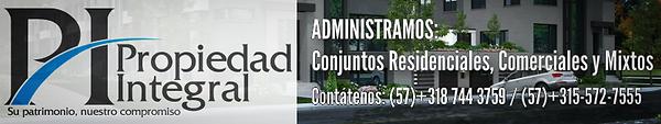 Adminitración de conjuntos residenciales, comerciales y mixtos
