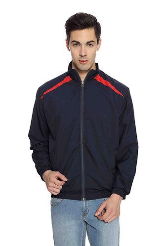 US Polo Unisex Navy Blue & Red Jacket