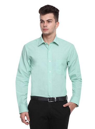 Arrow Easy care Light Green shirt
