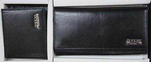 Arrow Leather Wallet Combo